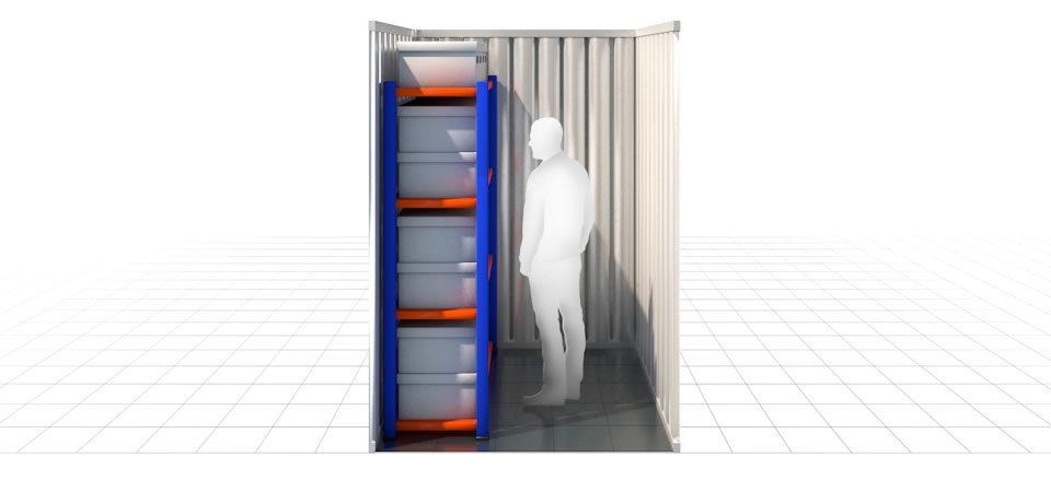 Business Self Storage Space Estimator Lok Nstore